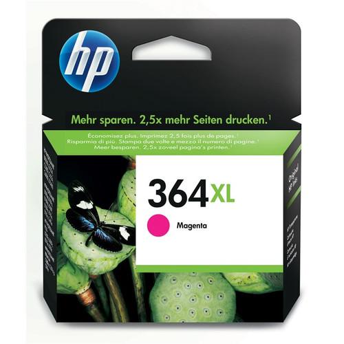 High Capacity Hp 364xl Original Magenta Ink Cartridge (Vivera CB324EE)