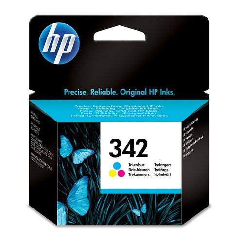 Compatible High Capacity Hp 342 Tri-colour Ink Cartridge (Vivera C9361ee)