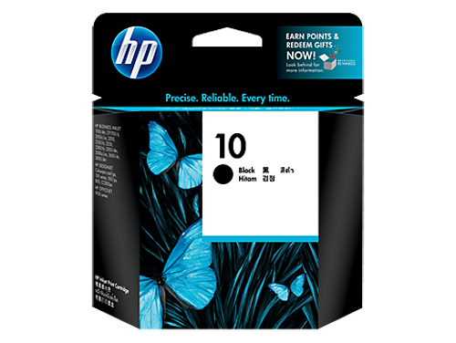 High Capacity Hp 10xl Original Black Ink Cartridge