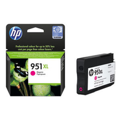High Capacity Hp 951xl Original Magenta Ink Cartridge (Cn047ae)