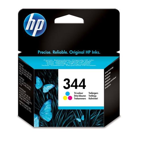 High Capacity Hp 344 Original Tri-colour Ink Cartridge -(Vivera C9363ee)