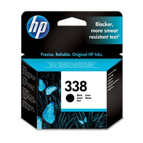 High Capacity Hp 338 Original Black Ink Cartridge (C8765ee)