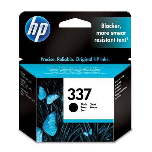 High Capacity Hp 337 Original Black Ink Cartridge (Vivera C9364ee)