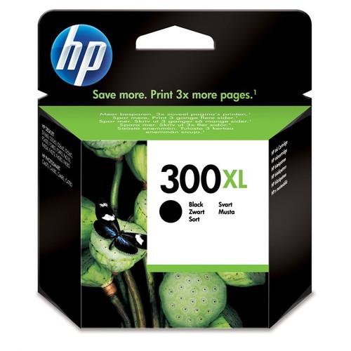 High Capacity Hp 300xl Original Black Ink Cartridge (Cc641ee)