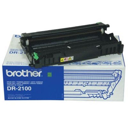 Brother Dr2100 Original Drum Unit (Dr-2100 Laser Printer Opc Unit)