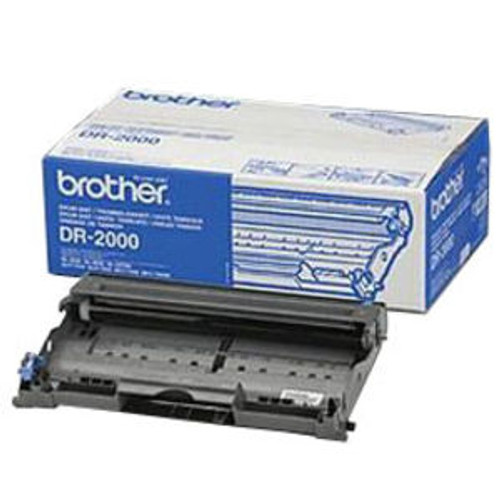 Brother Dr2000 Original Drum Unit  (Dr-2000 Laser Printer Imaging Drum)