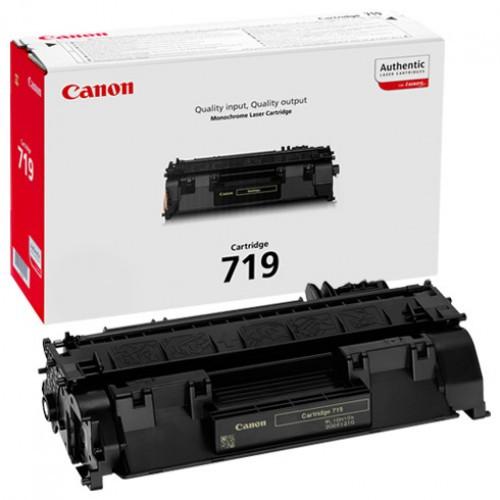 Canon 719 Original Black Toner Cartridge(3479b002aa Laser Printer Cartridge)