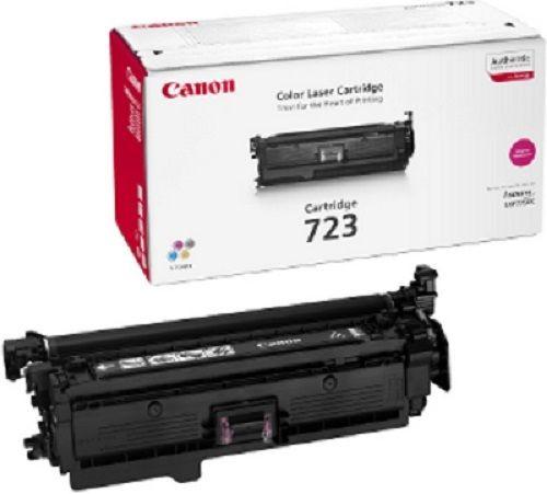 Canon 723 Original Magenta Toner Cartridge (2642b002aa)