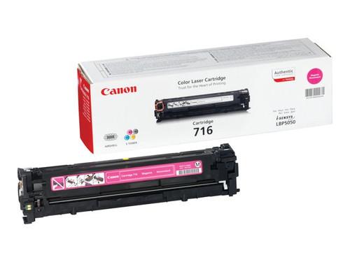 Canon 716 Original Magenta Toner Cartridge (1978b002aa)
