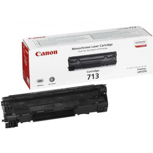 Canon 713 Original Black Toner Cartridge (1871b002aa)