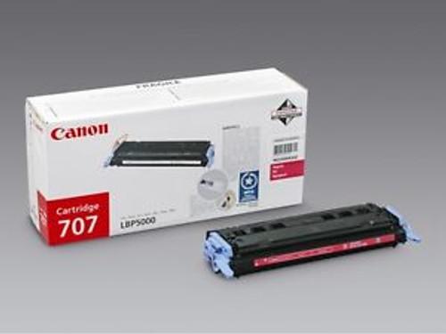 Canon 707 Original Magenta Toner Cartridge (9422A004)
