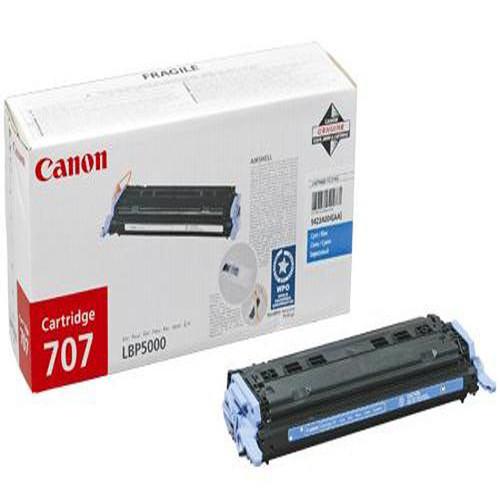 Canon 707 Original Cyan Toner Cartridge (9423A004)