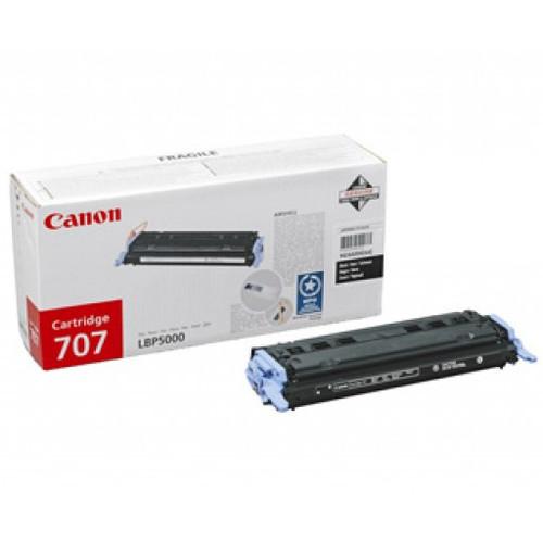 Canon 707 Original Black Toner Cartridge (9424A004)