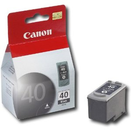 Canon Pg-40 Original Black Ink Cartridge (0615b001)