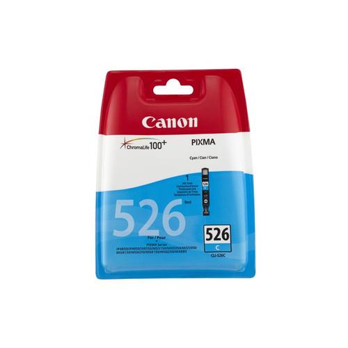 Canon Cli-526c Original Cyan Ink Cartridge (4541b001)