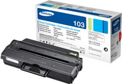 Samsung Mlt-d103l Original Black Toner Cartridge (Mlt-d103l/els)