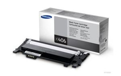 Samsung Clt-k406s Original Black Toner Cartridge (Clt-k406s/els)