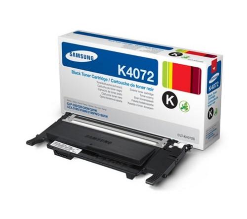 Samsung Clt-k4072s Original Black Toner Cartridge  (Clt-k4072s/els)
