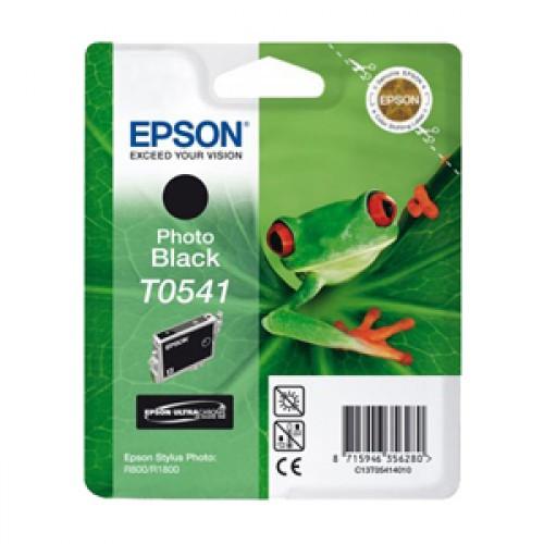 Epson T0541 Original Black Ink Cartridge (C13t05414010)