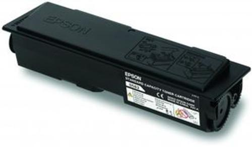 Original Black Toner Cartridge With Epson C13s050585 (Epson Aculaser Vosa Mot)