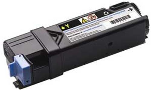High Capacity  Original Yellow Dell 9x54j Toner Cartridge (593-11037 Laser Printer Cartridge)