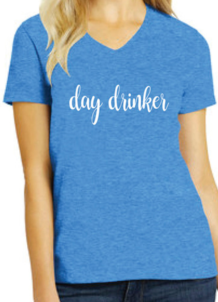 Day Drinker V-neck