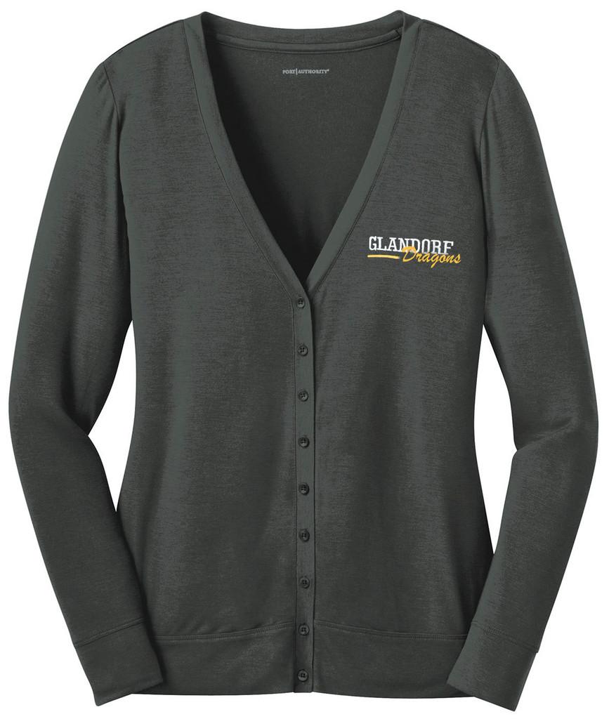 Glandorf L545 Port Authority® Ladies Concept Cardigan