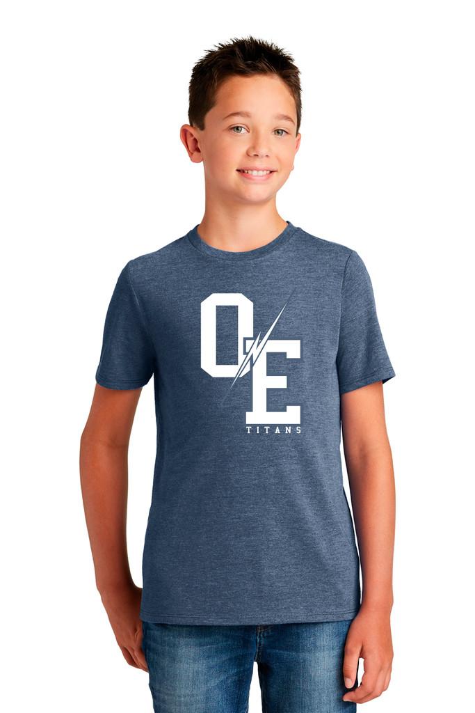 Ottawa Elementary Titans t-shirt youth