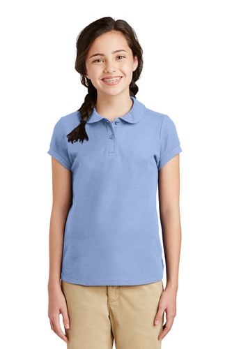 Girls School Uniform Polo