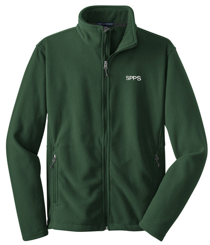 Sts. Peter and Paul - SPPS - Fleece Jacket embroidered
