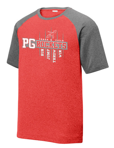 P-G Track 2020 performance tee