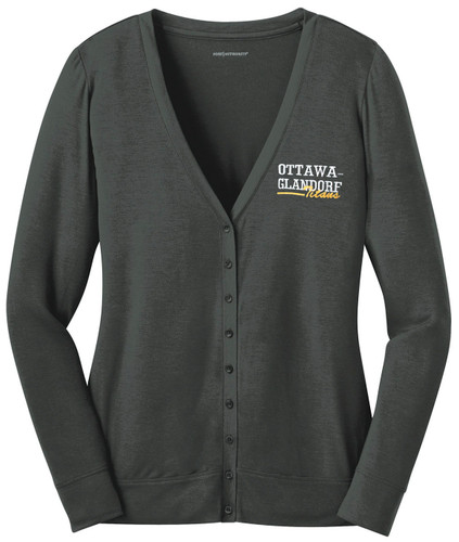 OG L545 Port Authority® Ladies Concept Cardigan
