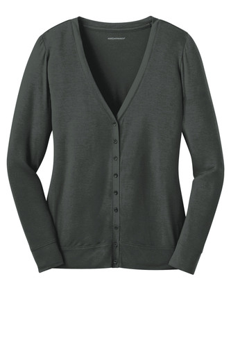 Port Authority Ladies Concept Cardigan - plain