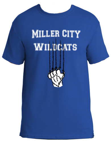 Miller City T-shirt Design Contest Tee by Hallie Kamphaus