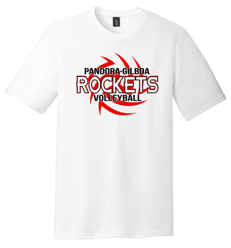 PG Volleyball District Tri-Blend Tee