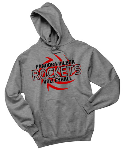 PG Volleyball 996 JERZEES® - Pullover Hooded Sweatshirt