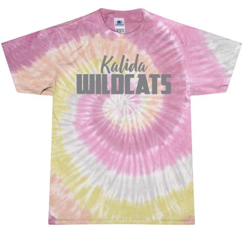 CD100 Kalida Tie-Dye T-Shirt