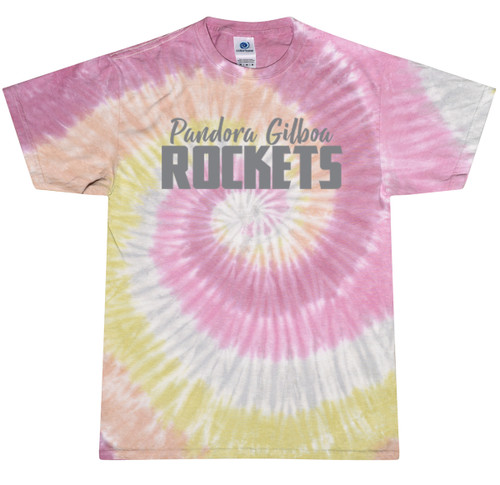 CD100 Pandora-Gilboa Tie-Dye T-Shirt