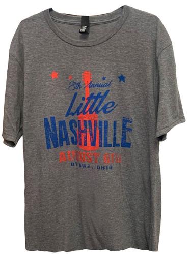 2021 Little Nashville Soft Tri-blend Tee
