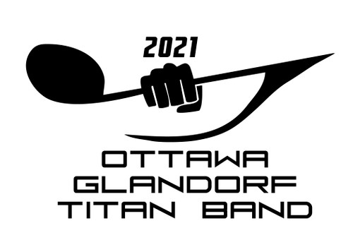 O-G Band Window Sticker