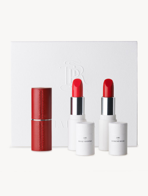 Les Rouges Parisiens Lipstick Set
