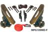 MicroSport Trailer Two Kayak Package MPG461GU
