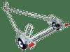 Single Ultra Light Duty Carrier for Laser(SUT-250L)