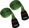 15' Cam Buckle Load Strap, 2PK (with foam buckle sleeve) (MPG307-15)