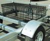 MegaSport Wire Basket with Hrdwr