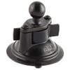 "RAM Mount 3.25"" Diameter Suction Cup Twist Lock Mount w\/1"" Ball [RAM-B-224-1U]"