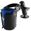 RAM Mount Drink Cup Holder w\/Surface Mount [RAM-B-132U]