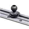"""RAM Mount 1"""" Track Ball w\/ T-Bolt Attachment [RAP-B-354U-TRA1]"""
