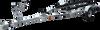 GT1612 GALVANIZED CANOE/KAYAK WATERCRAFT TRAILER