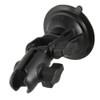 RAM Mount RAM Twist-Lock Composite Suction Cup Ratchet Mount w\/Socket Arm [RAP-B-104-224U-QU1]